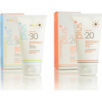 Panthenol Plus Sun Care Kids SPF30 150ml + Panthenol Plus Sun Care SPF20 150ml