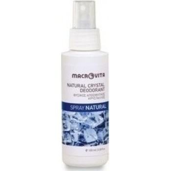 Macrovita Crystal Deodorant Spray Natural 100ml