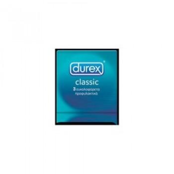 Durex Classic 3 τεμάχια