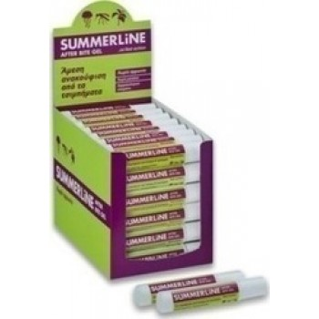 Summerline After Bite Stick για Τσιμπήματα 15ml