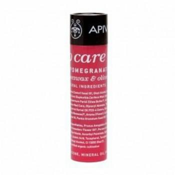 Apivita Lip Care with Pomegranate, 4,4gr : Στικ Περιποίησης με Ρόδι για ξηρά & σκασμένα Χείλη