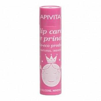 Apivita Bee Princess Bio-Eco Lip Care, 4.4g: Στικ Περιποίησης για Χείλη, Με Βιολογικό Βερίκοκο & Βιταμίνες