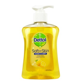 Dettol Liquid Soap Λεμόνι 250ML