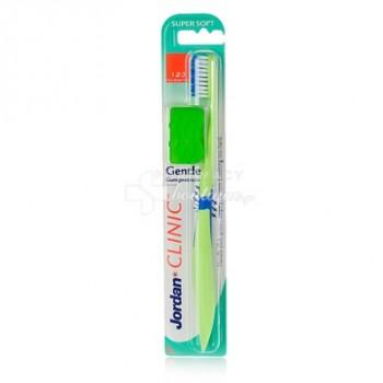 Jordan Clinic Gentle Gum Protector Super Soft Οδοντόβουρτσα Πράσινη 1τμχ