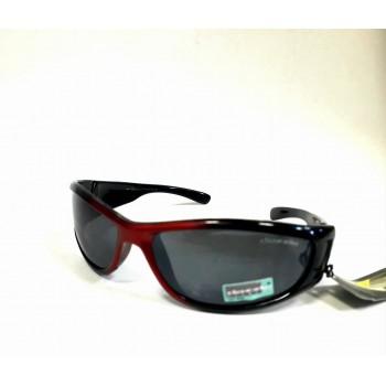 Dazzle Eyewear Παιδικά Γυαλιά Ηλίου Κόκκινο Μαύρο