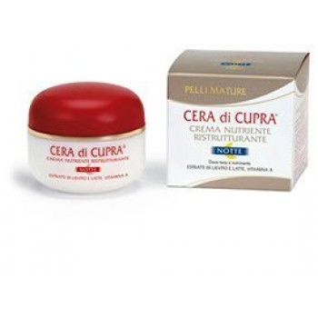 Cera Di Cupra Κρέμα Νυχτός Θρεπτική Και Ανανεωτική 50ml
