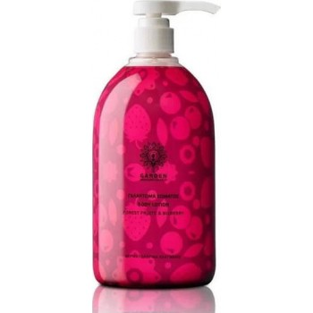Garden of Panthenols Forest Fruits & Bilberry Body Lotion 1000ml