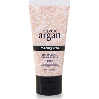 Macrovita Olive & Argan Hand Cream 100ml