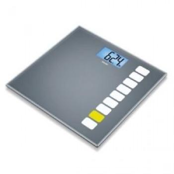 Beurer Ψηφιακός Γυάλινος Ζυγός Δαπέδου GS 205 150kg/100gr