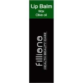 Filliana Lip Balm Beeswax & Olive Oil