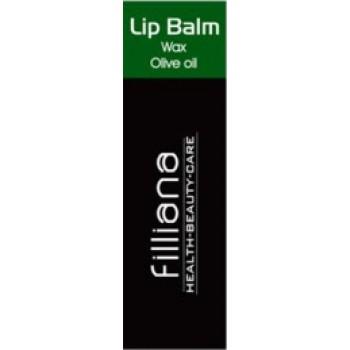 Filliana Lip Balm Beeswax & Olive Oil