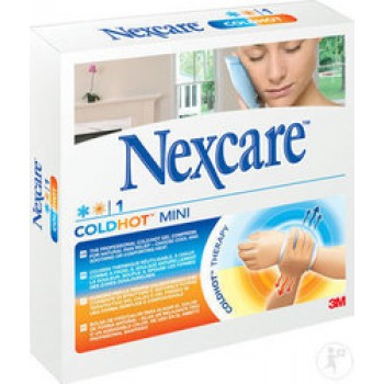 3M Nexcare ColdHot Mini (11cm x 12cm)  2 σε 1 Παγοκύστη & Θερμοφόρα 1τμχ
