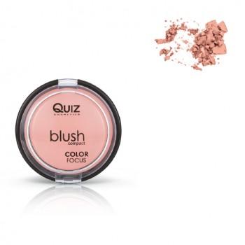 Quiz Blush Compact Color Focus N11 12gr