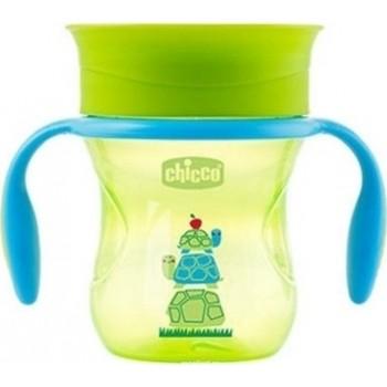 Chicco Perfect Cup 12m+ Πράσινο 200ml