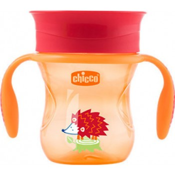 Chicco Perfect Cup 12m+ Πορτοκαλί 200ml