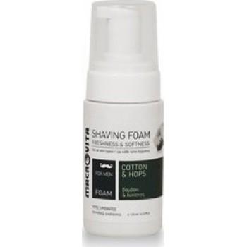 Macrovita Shaving Foam Αφρός ξυρίσματος 125ml