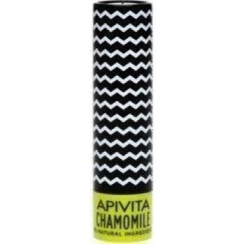 Apivita Lip Care Χαμομήλι Spf15 4.4gr