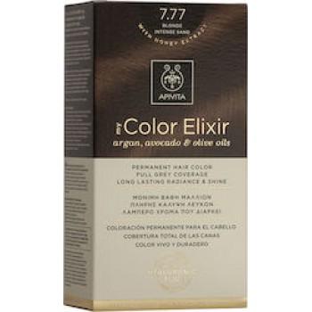 Apivita My Color Elixir 7.77 Ξανθό Έντονο Μπεζ