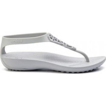 Crocs Serena Embellish Flip W 205600 Silver