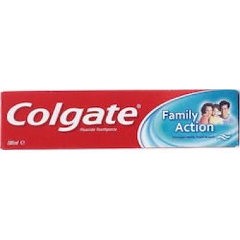 Colgate Family Action Οδοντόκρεμα με Φθόριο 100ml