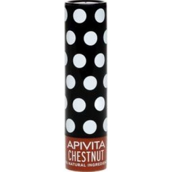 Apivita Lip Care Κάστανο 4.4g