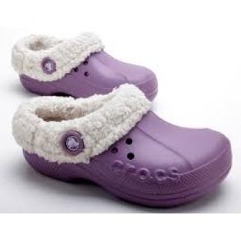 Crocs - blitzen kids lilac oatmeal