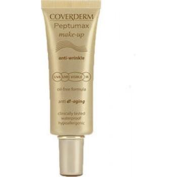 Coverderm Peptumax Make Up Anti-Wrinkle Oil-Free Formula SPF50+ Nr 12 30ml