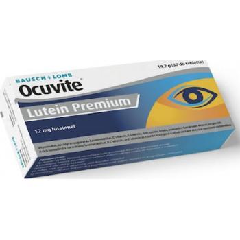 Bausch & Lomb Ocuvite Lutein Premium 30 ταμπλέτες