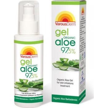 VarousDerm Aloe gel organic 97.5% 100ml
