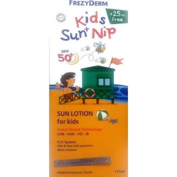 Frezyderm Kid's Sun Nip Spf50 175ml