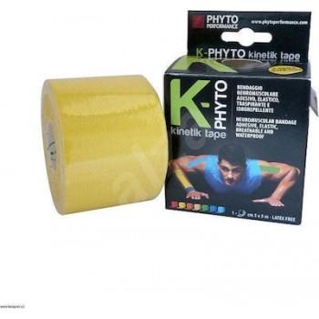 Phyto Performance K-Phyto Kinetik Tape K-Ph/Ast 5cm x 5m Κίτρινο