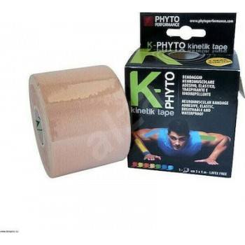 Phyto Performance K-Phyto Kinetik Tape K-Ph/Ast 5cm x 5m Μπεζ
