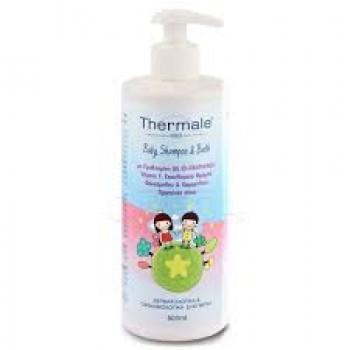 Thermale Med Baby Shampoo & Bath,Απαλό σαμπουάν & αφρόλουτρο για την ευαίσθητη παιδική επιδερμίδα,500ml
