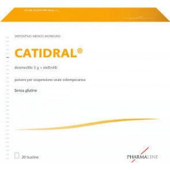 Pharmaline Catidral 3gr x 30 φακελίσκοι
