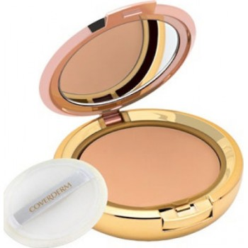 Coverderm Compact Powder Dry Skin 04 10gr