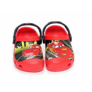 Crocs Lightning Mcqueen Clog Red 14831-610