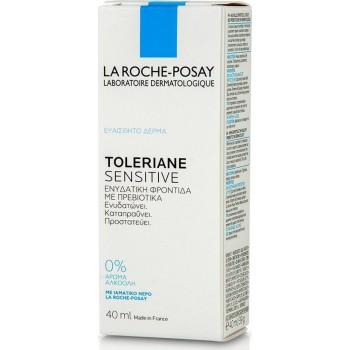 La Roche Posay Toleriane Sensitive Prebiotic Moisturiser 40ml