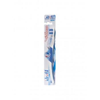 Idrofil Anti-Placca Οδοντόβουρτσα Medium  1τμχ