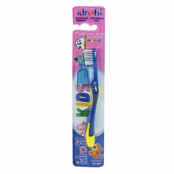 Idrofil Morbido Κids Οδοντόβουρτσα για Παιδιά 1τμχ