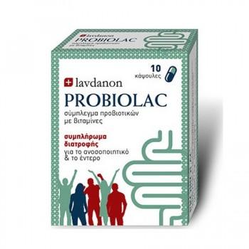 Lavdanon Probiolac 10 caps