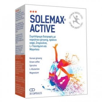 Lavdanon Solemax Active 30caps