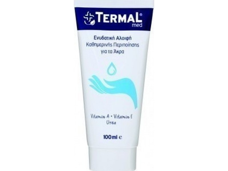 Termal Med Daily Hand & Foot Cream with Vitamin A & E 100ml