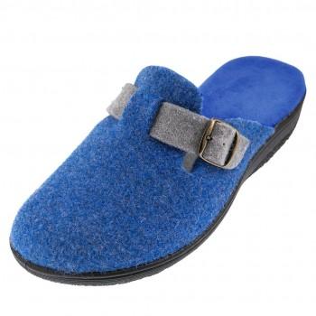 Save your feet Γυναικεία ανατομική παντόφλα 3018 Grey