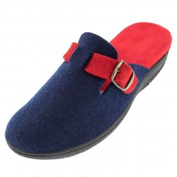 Save your feet Γυναικεία ανατομική παντόφλα 3018 Red
