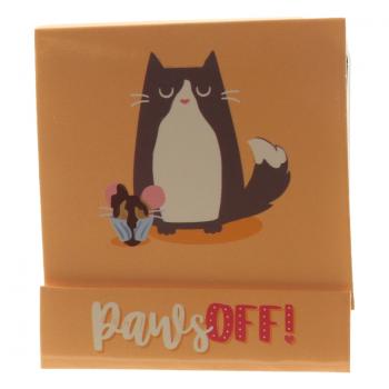 Σέτ Εύκαμπτες Λίμες για την τσάντα Γάτες (4,5Χ0,5Χ0,1) 6τμχ