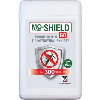 Mo-shield Go Απωθητικό για Κουνούπια-Σκνίπες 2+ετών έως 300 Ψεκασμοί