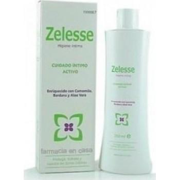 Zelesse Intim Wash Υγρό Καθαρισμού Της Γυναικείας Ευαίσθητης Περιοχής 250ml
