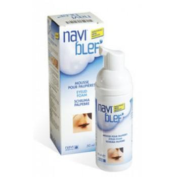 Ophtapharm Naviblef Daily Care Αφρός Καθαρισμού Βλεφάρων 50ml