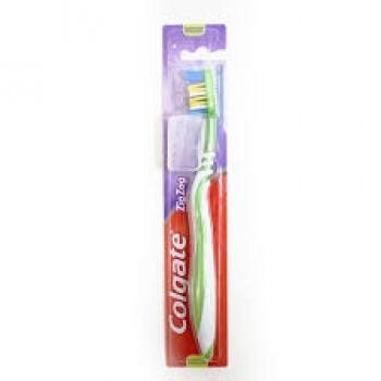 Colgate Zig Zag Οδοντόβουρτσα Medium Πράσινη 1Τμχ.
