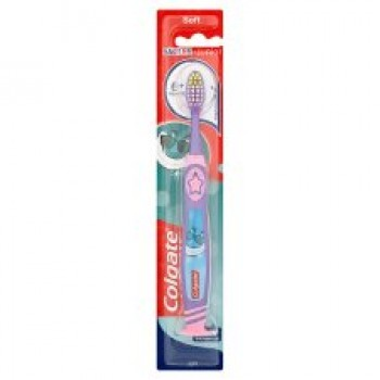 Colgate 6 Plus Years Kids Toothbrush Soft
